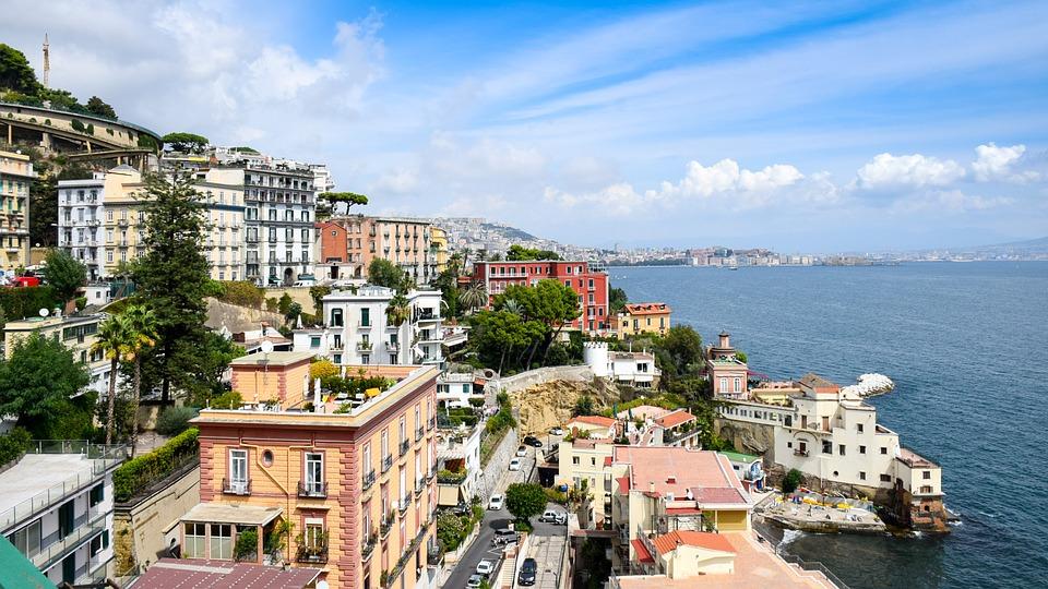 Ancelotti e la casa a Napoli
