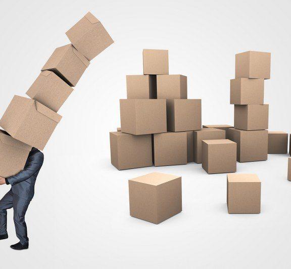Come preparare le scatole per il trasloco