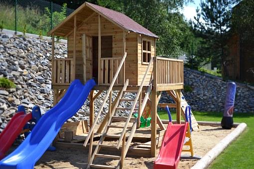Le casette da giardino per bambini economiche